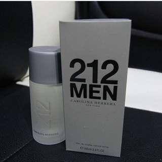 Parfume 212 Men 100mL (segel)