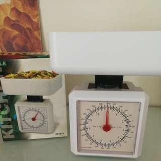 Kitchen Scale (廚房用磅) 5kg x 50g/11lbs x 2oz