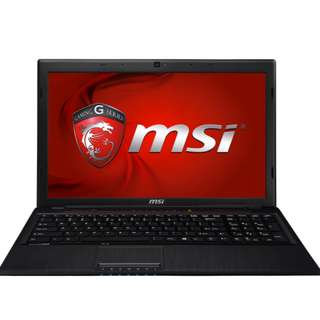 MSI GP60 2PE Leopard (gaming laptop)