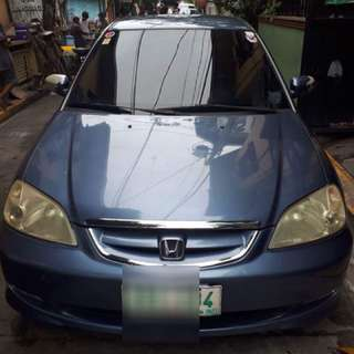 For Sale Honda Civic Vti '03