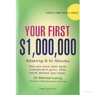 Your first $1,000,000