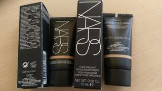 Nars Pure Tinted Moisturizer - st.moritz