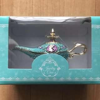 Authentic Disney Aladdin Jewelry Case *Price Negotiable*
