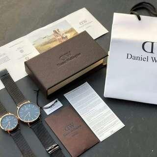 Daniel Wellington Premium sebijik macam ori
