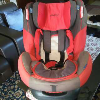 Carseat halford