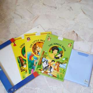 #Blessing: Set of children's books to give away