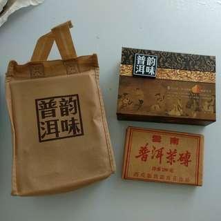 雲南普洱茶磚