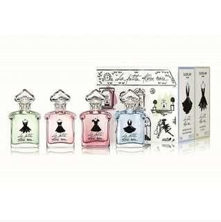Guerlain La petite perfumes gift set