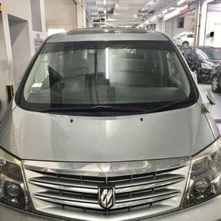 Toyota Alphard 2.4 Auto Moonroof