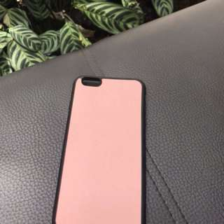 Pink Tde iPhone 6/6s Plus case