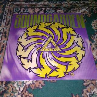"Soundgarden ""Badmotorfinger"" Vinyl LP Record"