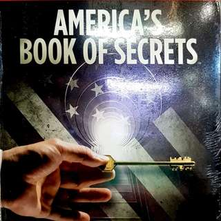 DOC : AMERICA'S BOOK OF SECRETS 3DVD
