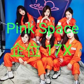 Apink Pink Space 首爾場 企位 門票 飛