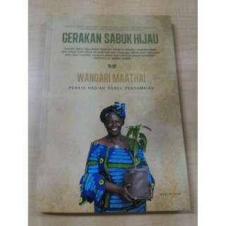 Gerakan Sabuk Hijau by Wangari Maathai, Ilsa Meidina (Translator)