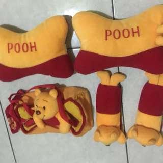 Bantal Sandaran Winnie The Pooh