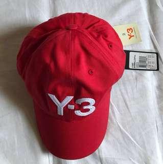 Y3 cap帽