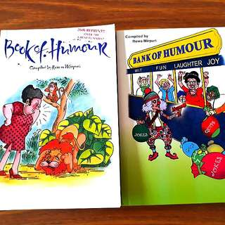 2 for $10: Book of Humour, Bank of Humour