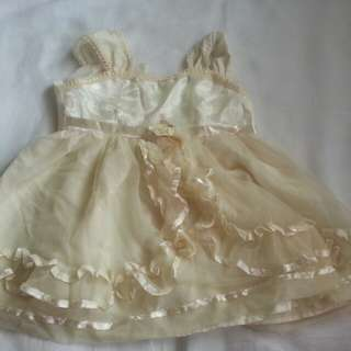 Dress/baptismal dress