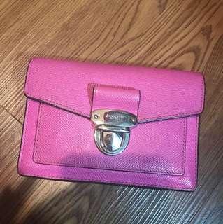 Coach sling purse