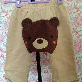 UBC baby pants