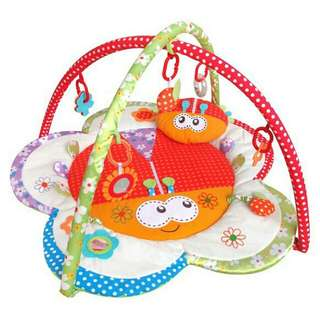 New Simple Dimple Playgym (2 left) free soft pillow