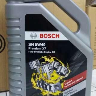 BOSCH Motor Oil