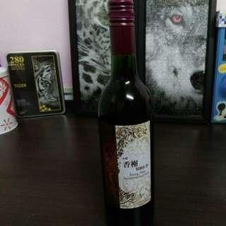 金鑽香榭精緻紅酒有6瓶