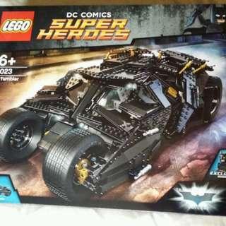 LEGO 76023 TUMBLER