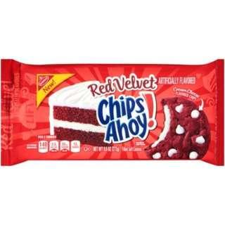 Chips Ahoy! Red Velvet