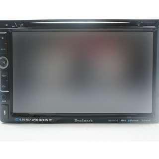 ROADMARK 2 Din CAR DVD 6060A (SKU: 02441-Y2)