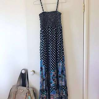DOTTI | BOHO MAXI DRESS - 8