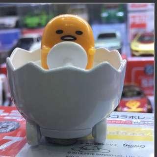 蛋黃哥車仔