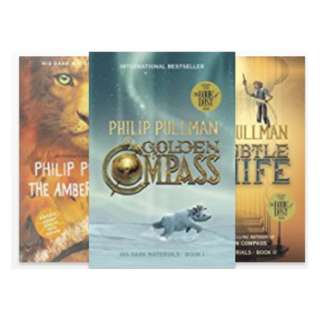 His Dark Materials Book Series (4 Books) BY Philip Pullman (or buy separately)