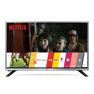 "Brand New LG 32LJ550D 32"" webOS 3.5 SMART LED TV (DVB-T2 Digital TV)"