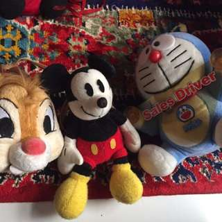Stuffed toys  from Japan