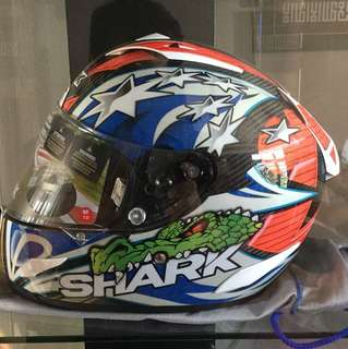 Shark Race R Pro Troy Corser 50pieces in the world