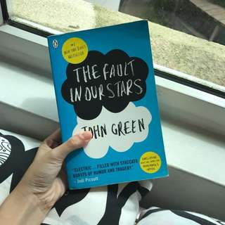 The Fault in Our Stars - Paperback