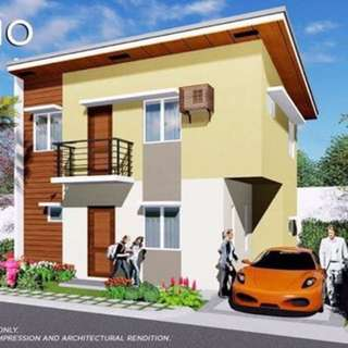 4Bedrooms House and Lot in Liloan cebu