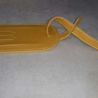 McDonald's bag /luggage  tag