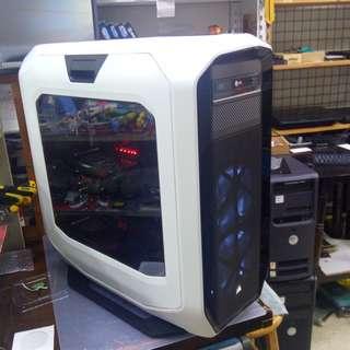 Custom Built Core i7 Full-Tower Gaming PC