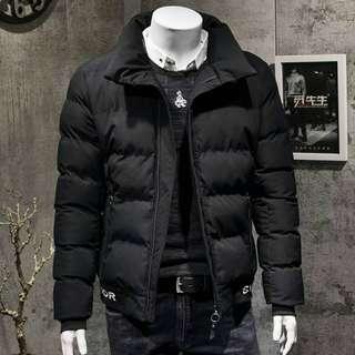 【🔥型男必備🔥】火熱😎衝鋒衣 征服防寒⛇☃ 抗冷 防風衣 雪地衣 機車夾克 保暖羽絨外套 極度乾燥【M~3XL】