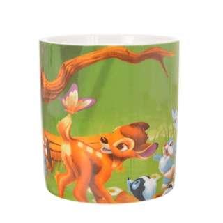 日本 Disney Store 直送 Bambi 小鹿斑比陶瓷杯