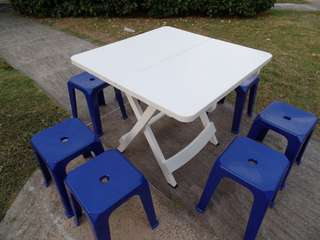 Tables and Chairs for Rent