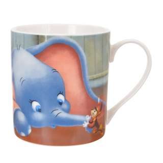 日本 Disney Store 直送小飛象 Dumbo 陶瓷杯