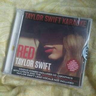 RED Karaoke by Taylor Swift