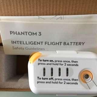Dji Intelligent Battery - New!