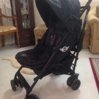 EasyWalker Mini Buggy Stroller Midnight Jack