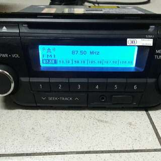 Toyota Camry Car stereo
