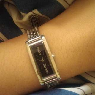 Authentic pinky & dianne womens watch