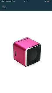 Speaker usb mini